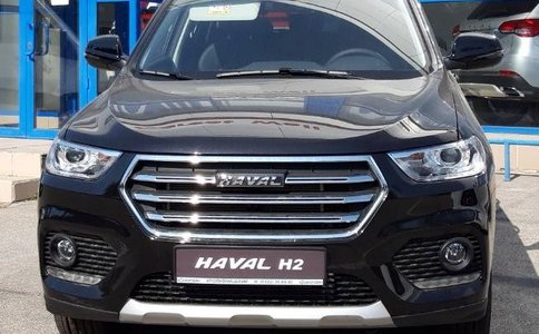 HAVAL H2 F/L - Crystal Black