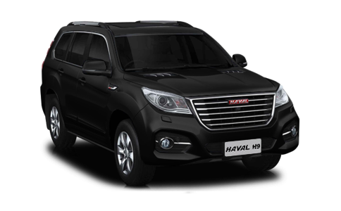 HAVAL H9 - Crystal Black