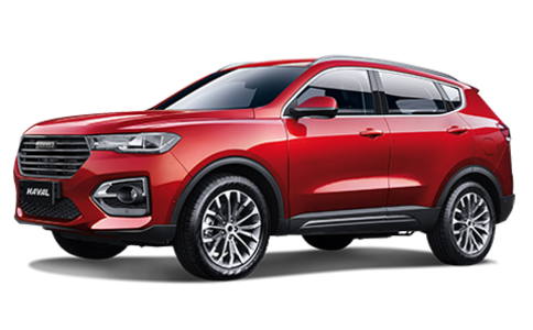 HAVAL All New H6 - Mars Red