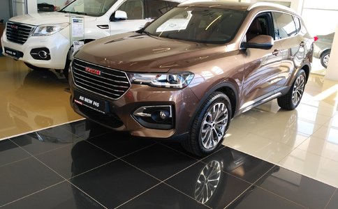 HAVAL All New H6 - Cocoa Brown