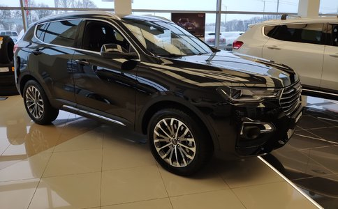 HAVAL All New H6 - Crystal Black