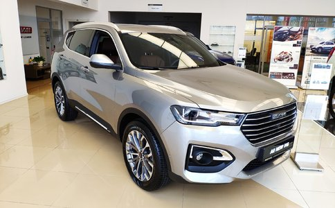 HAVAL All New H6 - Ayers Grey